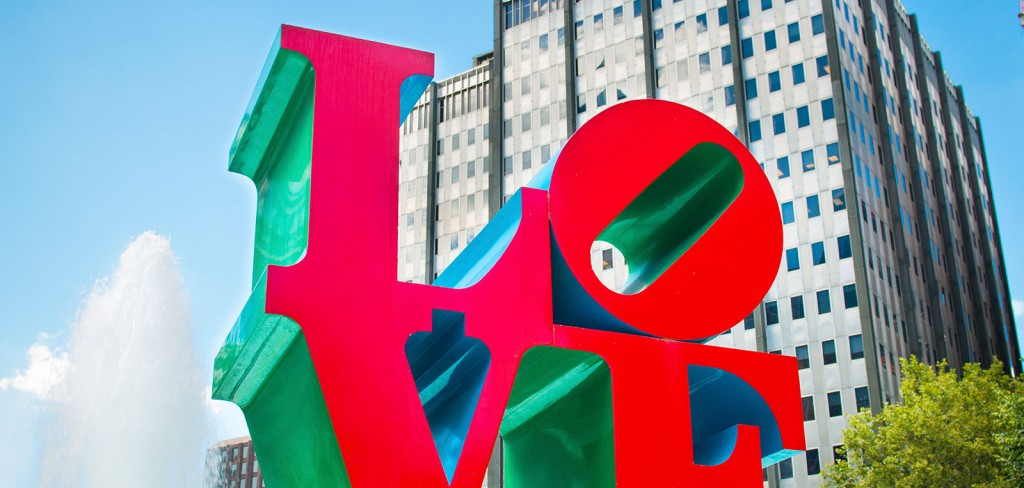 Love - Architectural - The City of Neighborhoods | Philadelphia